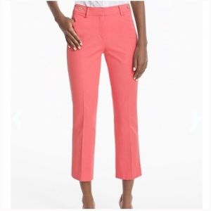 White House The Slim Ankle Crop Pants 2